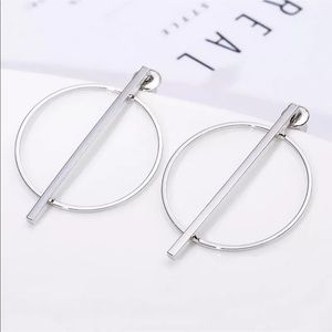 Jewelry - Geometric Minimalist Earrings